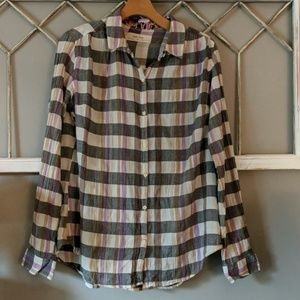 Anthropologie Isabelle Sinclair button up